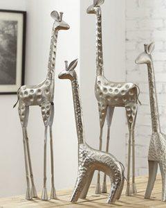 Dekoratif Hayvan Figürleri