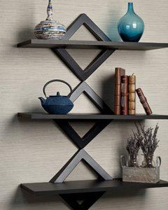 Dekoratif Raf ve Kitaplık