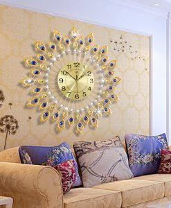 Taşlı Duvar Saatleri