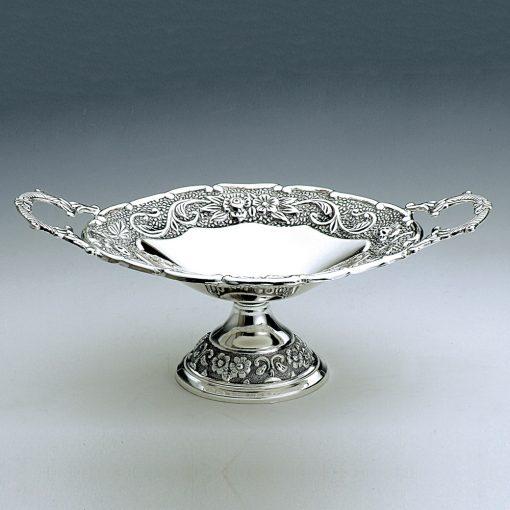 Gümüş Gondol Salon Aksesuarı
