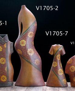 Afrika Stili Salon Aksesuar Seti