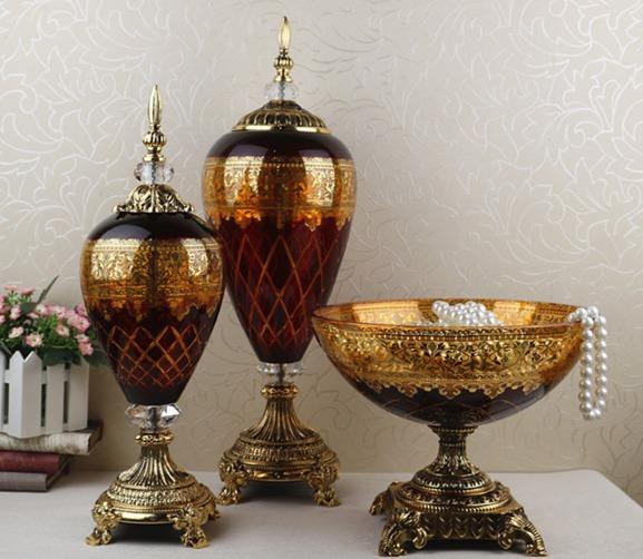 Klasik Dekoratif Salon Aksesuarı